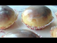 Pączki pieczone. Najlepsze domowe pączki pieczone z marmoladą i lukrem pomarańczowym. Pączki lepsze niż z cukierni. Muffin, Baking, Breakfast, Cake, Recipes, Food, Youtube, Morning Coffee, Bakken