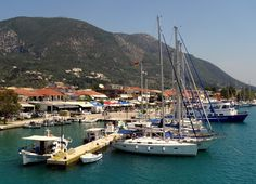 Travel and Lifestyle Diaries Blog: Greek Ionian Islands: Ferry Ride from Nydri, Lefkada Island to Meganisi Island