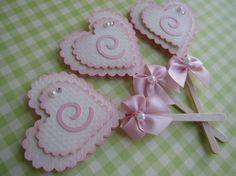 Sweet Pink Lollipop Candy by vsroses.com, via Flickr