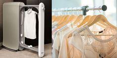 Quante volte abbiamo desiderato di poter lavare a secco da soli i nostri indumenti? E' in arrivo un piccolo miracolo: una mini lavanderia a secco da casa.http://www.sfilate.it/232408/swash-whirlpool-lavaggio-secco-casa