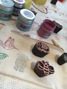 A small selection of our stamps at artisans_shed check us out for handmade gifts which can be personalised!