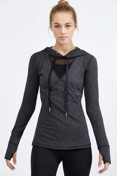 72304f04750a0 Alala Flyweight Hoodie Athletic Outfits