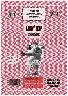 LINDY HOP  SWING DANCE