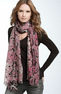 foulard tendance femme - woman scarf Mode Chic, Foulard, Echarpe, Femme,  Comment Porter cf6e5ea0b45