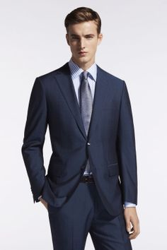 Ermenegildo #Zegna Spring Summer 2014 collection #menswear #style
