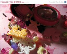 Summers End Sale SuRpRiSe Tin FULL of Barbie Doll  by LunasSecrets, $9.60