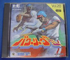 HE System PC Engine Hu Card Japanese :  Power League II ( HudsonSoft ) http://www.japanstuff.biz/ CLICK THE FOLLOWING LINK TO BUY IT ( IF STILL AVAILABLE ) http://www.delcampe.net/page/item/id,0378112524,language,E.html
