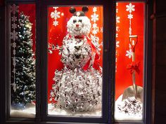 Window Display by mhuffman, via Flickr