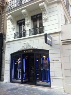 Tom Ford - Paris
