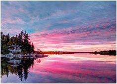 Dorothy Lake, Whiteshell Provincial Park, Manitoba