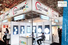 CHINA Paviliyon / İstanbul Light 2015