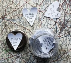 """""""52 reasons I love you"""" great last-minute gift for your sweetheart, and an easy DIY project"""