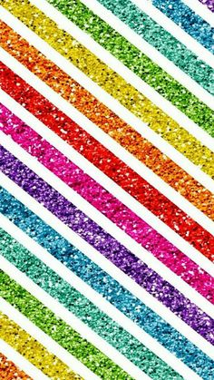 Rainbow home screen wallpaper. Glitter Phone Wallpaper, Sparkle Wallpaper, Rainbow Wallpaper, Trendy Wallpaper, Cute Wallpaper Backgrounds, Cellphone Wallpaper, Wallpaper Iphone Cute, Pretty Wallpapers, Colorful Wallpaper