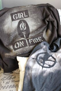 Girl on Fire - Young Womens Girls Camp ideas from Better than We Deserve