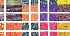 Looking For A Quick, Easy, Beautiful Batik Pattern? Try The All Inked Up Quilt!