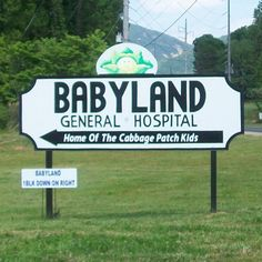 Spring Break Idea #16: Explore Babyland General Hospital in Cleveland, Georgia!