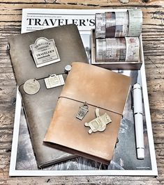 #mylifeinaleatherboundnotebook #travelersnotebookPH #midoritravelersnotebook #CreativeNook #iamjoanjay #iamJUANofakind Travelers Notebook, Creative