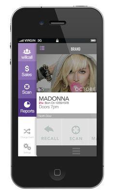 App navigation, #app #ui #design #mobile #ios #iphone