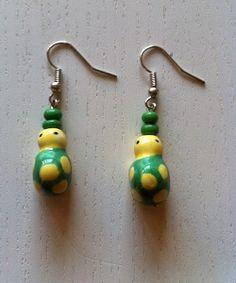 Kinderoorbellen met schattige schildpadjes!