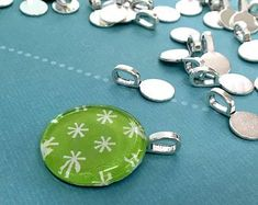 Bails for pendants | Etsy Antique Silver, 925 Silver, Platinum Metal, Swarovski Pendant, Diy Jewelry Supplies, Jewelry Companies, Jewelry Findings, Sterling Silver Pendants, Bracelet Watch
