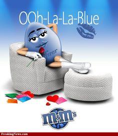 Image result for blue M&M Or Viagra