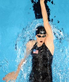 Missy Franklin, so glad my favorite girl swimmer is a back stoker, it makes her all the more better❤