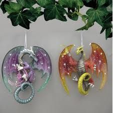 Dragon Ornament | Dream dragon Christmas tree | Pinterest ...