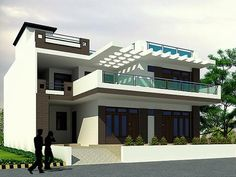 6 Bedrooms Duplex House Design in 390m2 (13m X 30m) .Click link ...