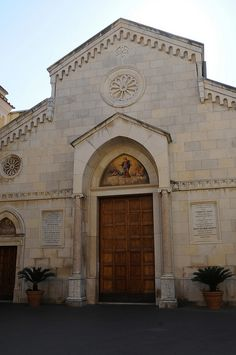 Cathedral, Sorrento