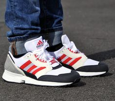 White Originals EQT SUPPORT RF Shoes adidas US