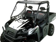 UTV Cab Enclosure CamoPolaris Ranger 2009-2014 500 700 800 Fullsize Models