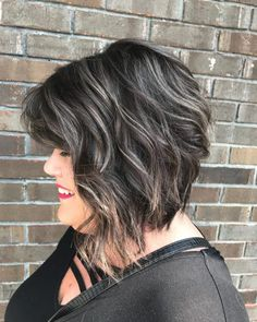 19 Hottest Dark Brown Hair Colors to Inspire You in 2019 - Hair Ideas - Hair Designs Brown Hair Cuts, Brown Hair Shades, Brown Blonde Hair, Light Brown Hair, Brown Hair Colors, Dark Brunette, Grey Brown Hair, White Blonde, Blonde Wig