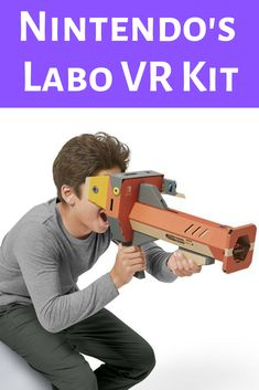 Nintendo's new Labo VR Kit brings virtual reality to the Switch Technology Gadgets, Tech Gadgets, Nintendo News, Vr Games, Tech Toys, Heart For Kids, Virtual Reality, Minimalist, Laptop