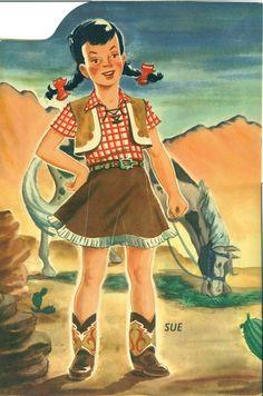 Cowboys and Cow Girls 1951 - Bobe Green - Picasa Web Albums
