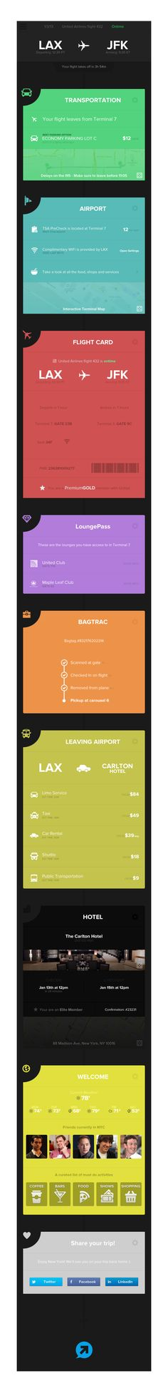 interface web pour un site aeroport Interface Web, User Interface Design, Application Mobile, Application Design, Dashboard Design, App Ui Design, Flat Design, Apps, Layout