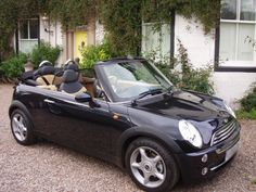 MINI Cooper Convertible - This one is mine..