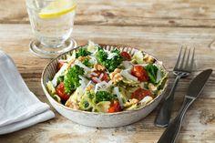 Cherry Tomato & Pesto Farfalle  Recipe | HelloFresh