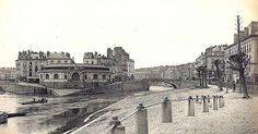 Nantes-la Poissonnerie sur l'ile Feydeau
