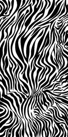 Black and White Zebra Print Beach Towel Animal Print Wallpaper, Cute Patterns Wallpaper, Aesthetic Iphone Wallpaper, Aesthetic Wallpapers, Cute Wallpapers, Wallpaper Backgrounds, Wallpaper Art, Motif Art Deco, Picture Wall