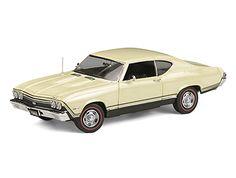 Franklin Mint 1969 Chevrolet Camaro Z28 302 Diecast 1:24 Scale Mint w//Tag no box