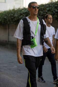 e0a33664caf7 Best street style  Milan Fashion Week Men s SS19