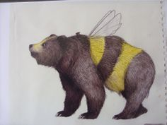 from Bumble Bear & Grizzly Bee - an awesome book - by Sandra Dieckmann.