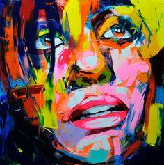 Retour sur les travaux de l'artiste peintre Françoise Nielly. Fidèle à sa palette de couleur et à sa technique d'application de la peinture au couteau, Françoise Nielly nous dévoile ses nouveaux portraits. A découvrir.