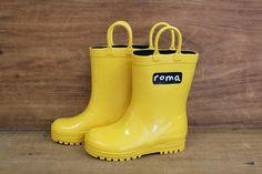 Toddler Rain Boots