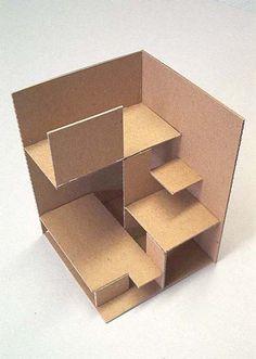 Petr Hájek - Architekti Conceptual Model Architecture, Architecture Model Making, Architecture Concept Diagram, Paper Architecture, Architecture Design, Architecture Drawing Plan, Monospace, Architectural Sculpture, Design Theory