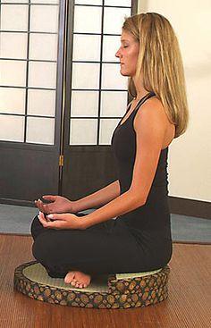 Tatami Meditation Mat Set - Circle