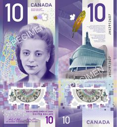 Nearly a decade before Rosa Parks's civil rights game-changer on a bus in Montgomery, Alabama, Viola Desmond made her stand by sitting down in Nova Scotia, Canada. Canadian Things, I Am Canadian, Canadian History, Old Coins, Rare Coins, Nova Scotia, 10 Dollar Bill, Civil Rights Activists, Coin Collecting