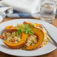 Couscous With Autumn Squash