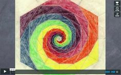 Waldorf Today - Geometric Drawing Video - Eugene Schwartz, Garden for Art and Therapy, Consciousness Studies - Issue 40