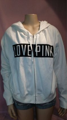 VS #Pink Hoodie! L #victoriassecret #pinknation #fashion #style #chic #fashionmagenet